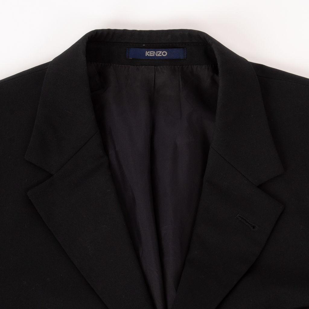 Kenzo Homme Wool blazer