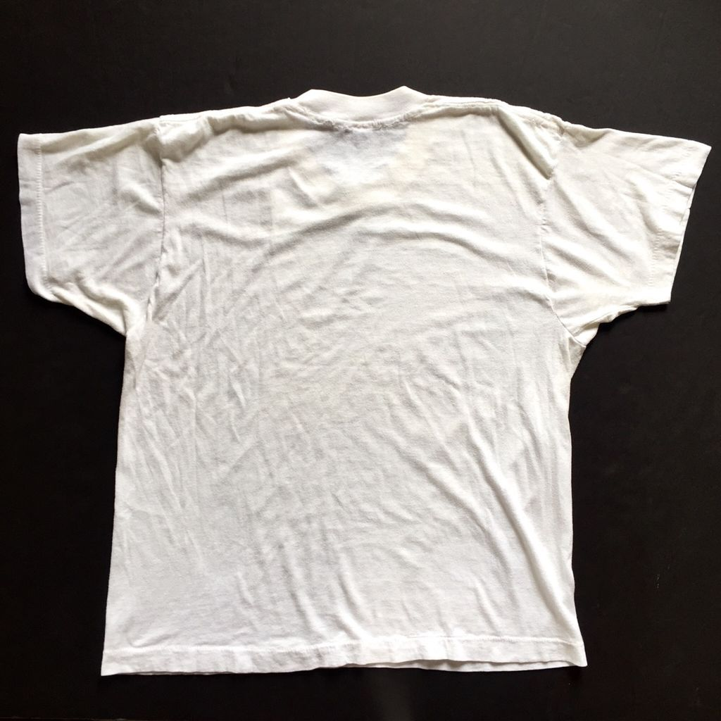 Vintage 1980s BAUHAUS Band Tee Shirt 80s  curated by Scott Hopkins