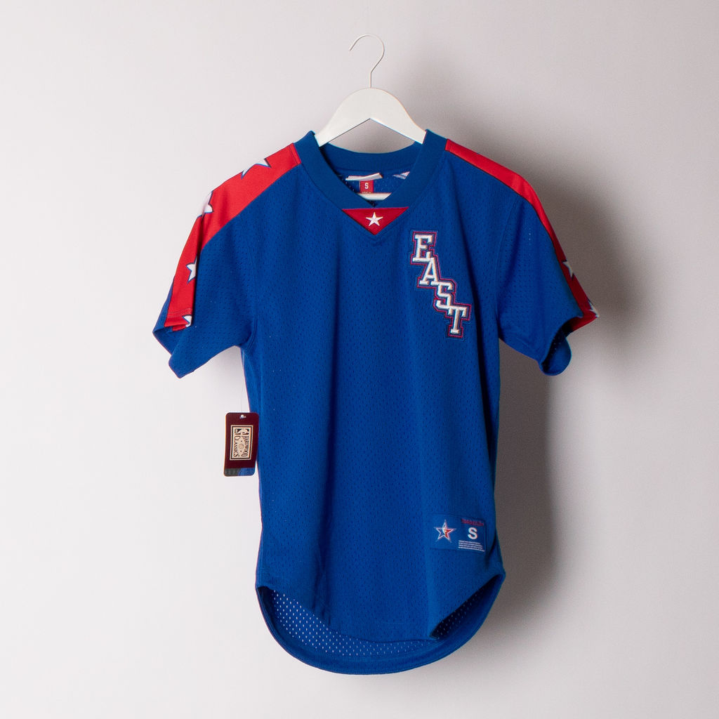 Mitchell & Ness V-Neck NBA All-Star Warmup