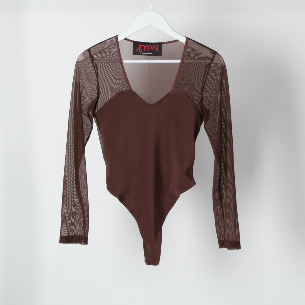 Vintage Bodysuit curated by Sami Miro