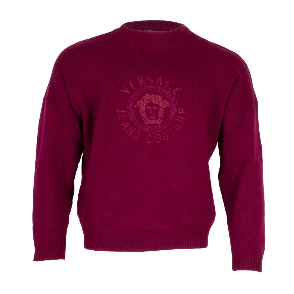 Versace Jeans Couture Logo Pullover