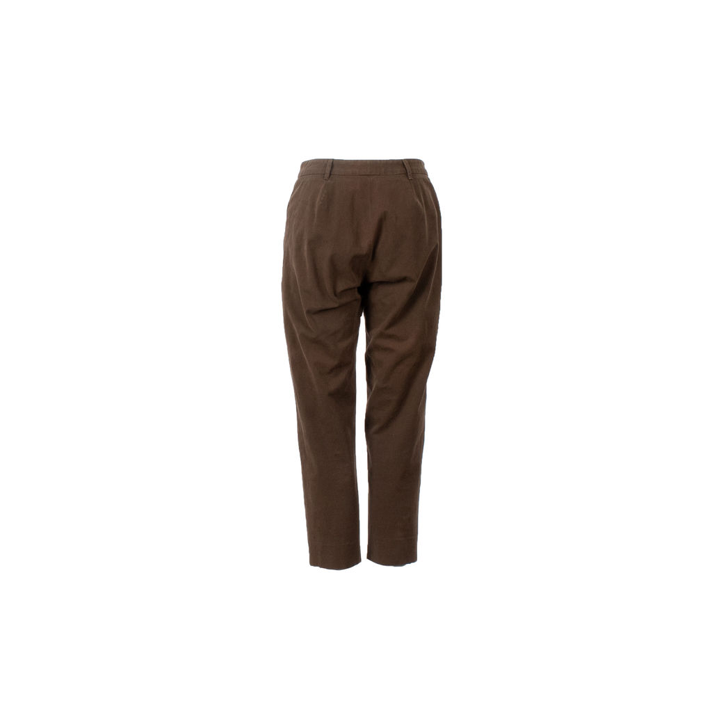 Prada High Waisted Trousers