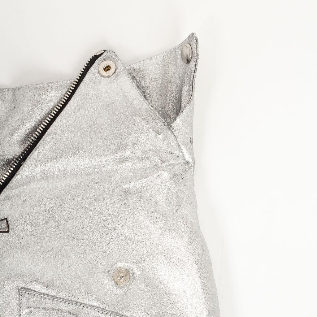 RtA Gisele Skirt in Silver