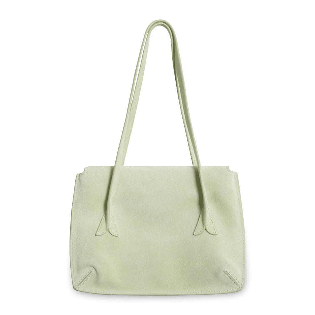 R Multi-Pocket Purse - Light Green