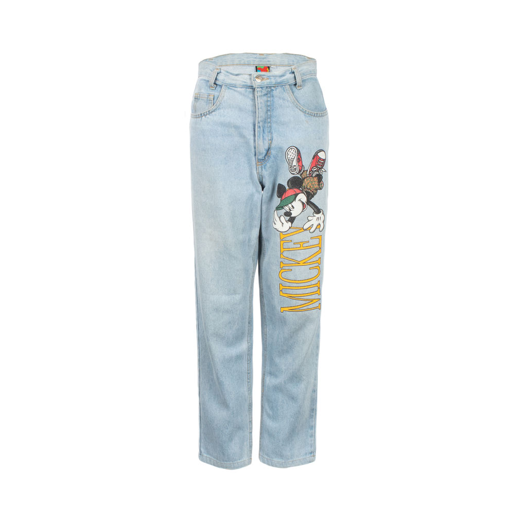 Vintage Mickey Unlimited x Jerry Leigh Jeans