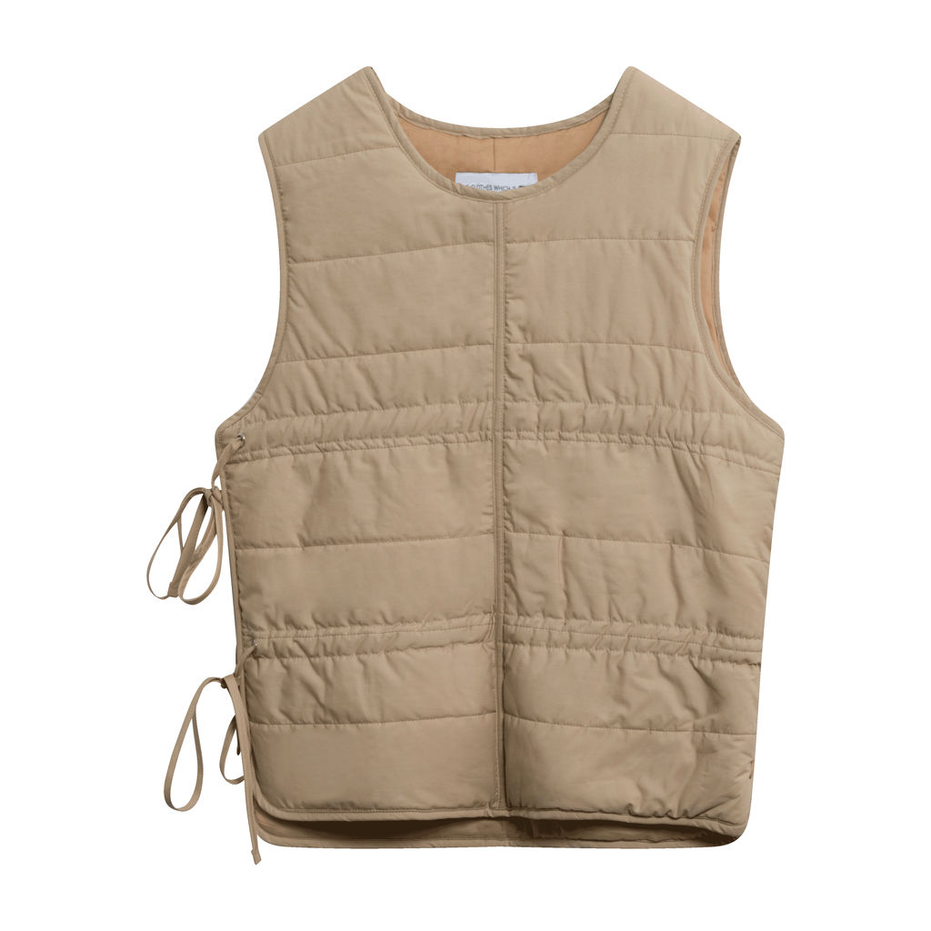 Stylenanda Quilted Vest