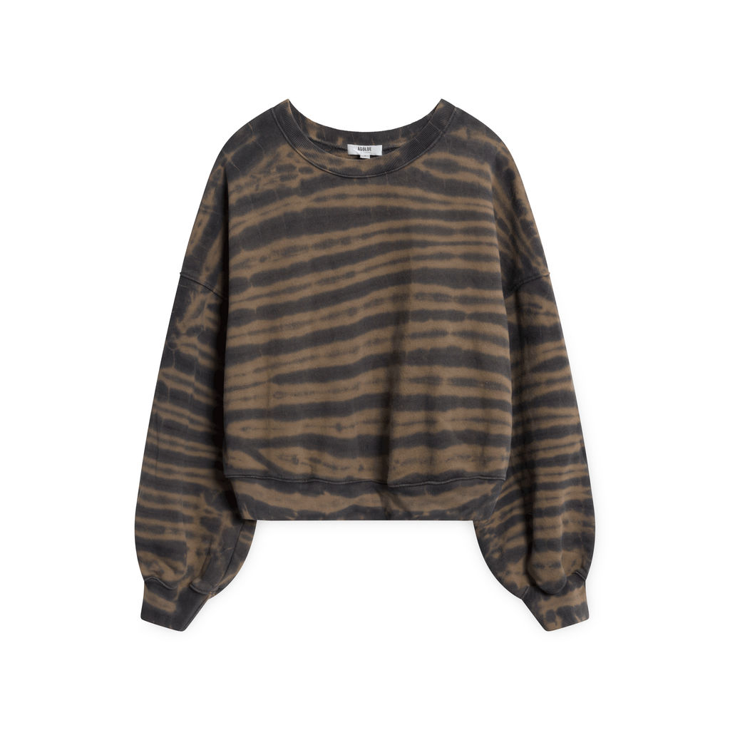 Agolde Richie Tie-Dyed Sweatshirt
