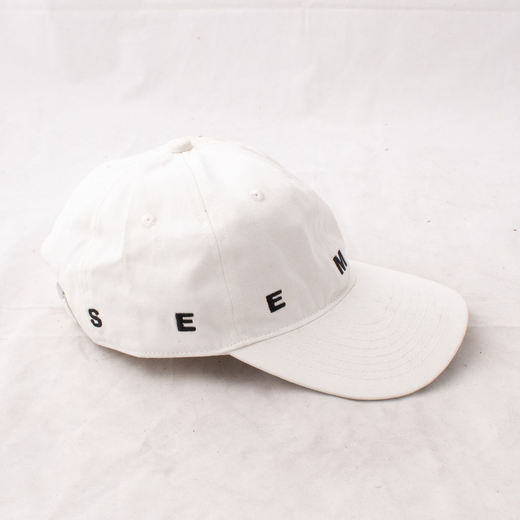 Julia Seemann Embroidered Logo Hat