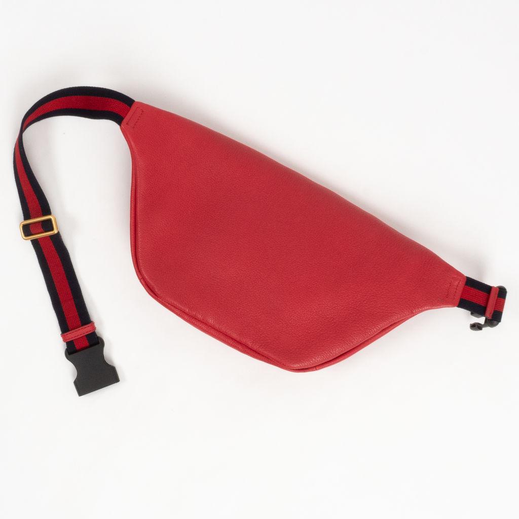 Gucci Red Belt Bag
