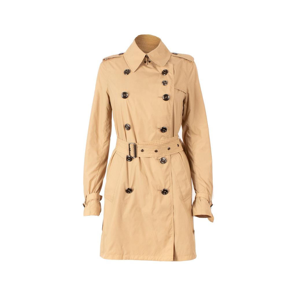 Burberry Nylon Trench Coat