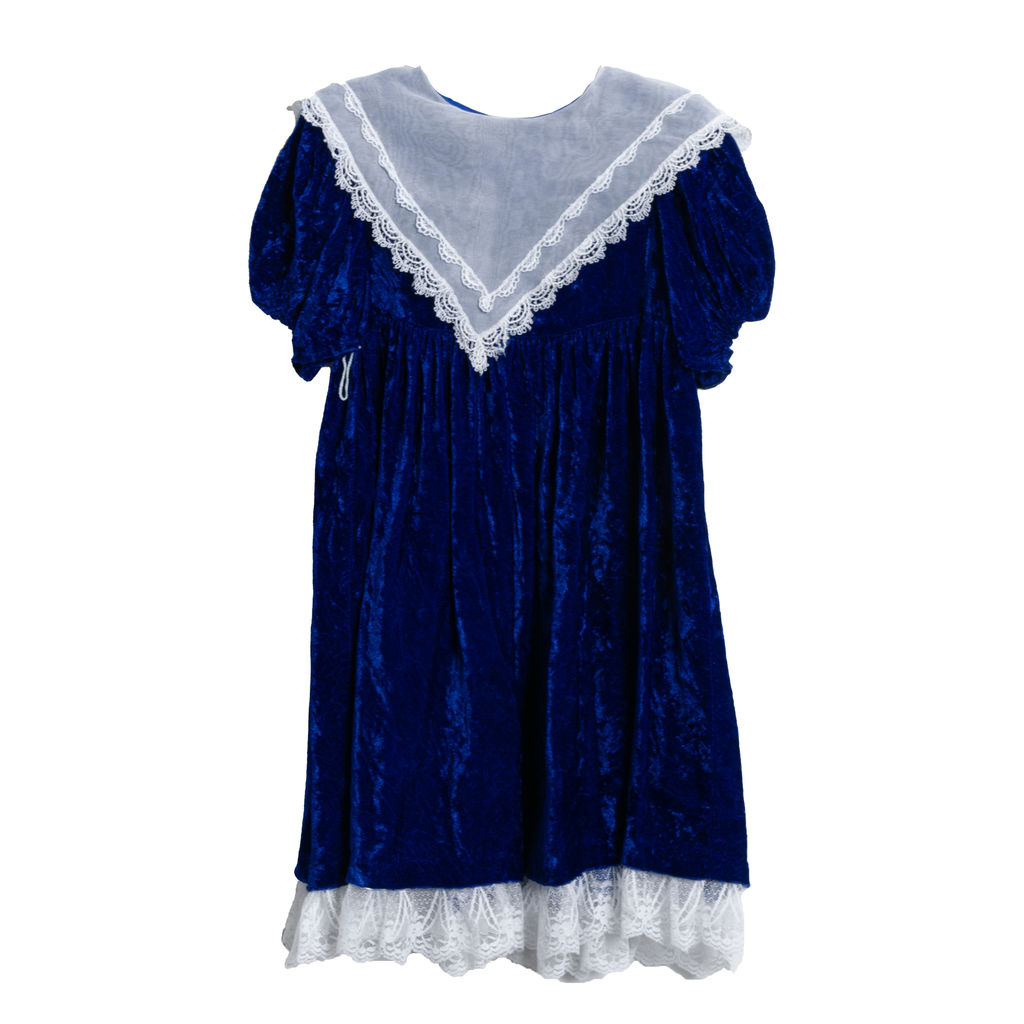 Velvet Gunne Sax Dress (Saphire)