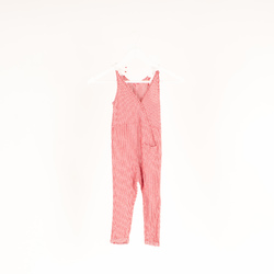 Girls Pinstripe Onesie curated by Erica Hass
