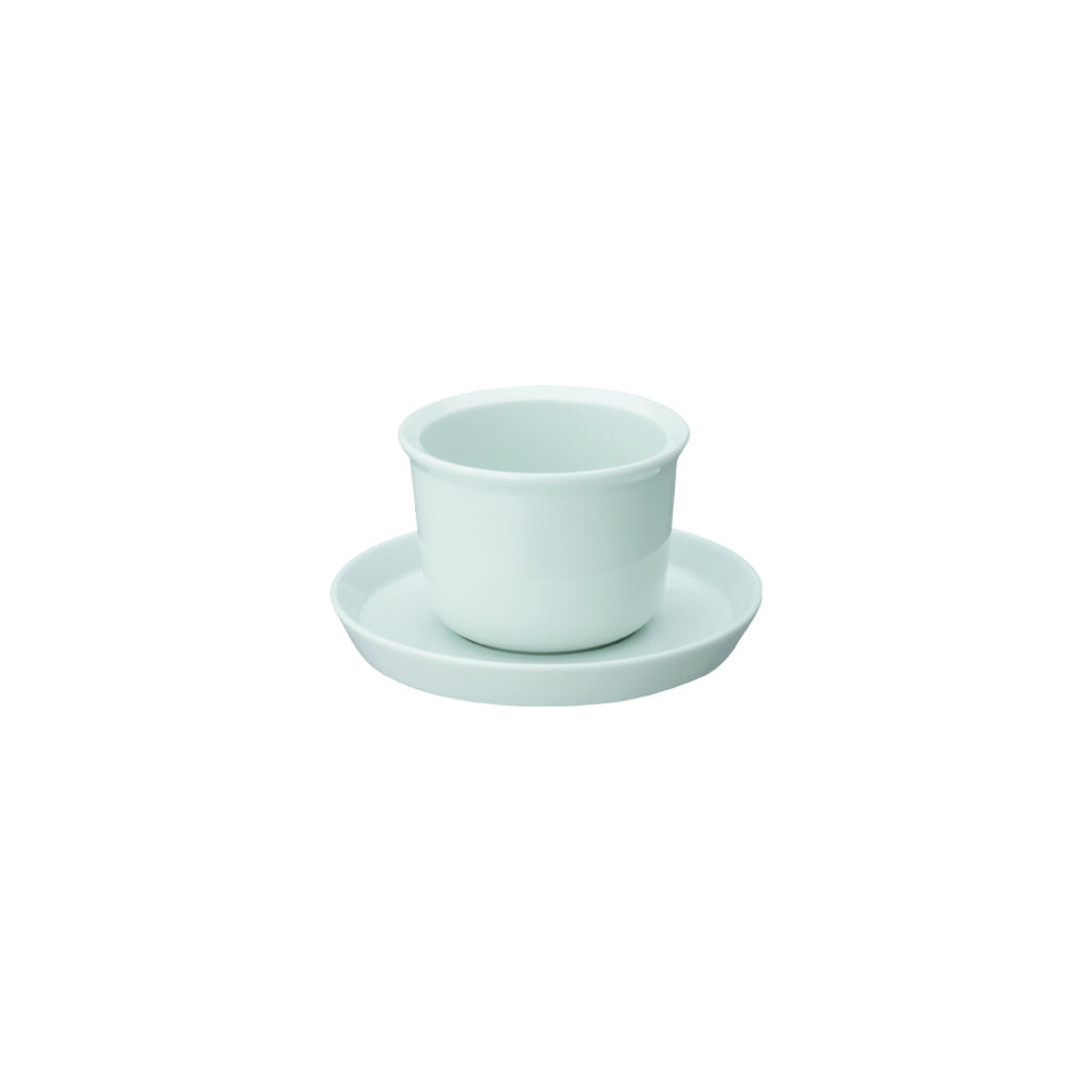 LT Cup & Saucer (160ml) - White