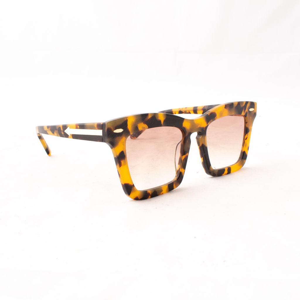 Karen Walker Banks Square Sunglasses