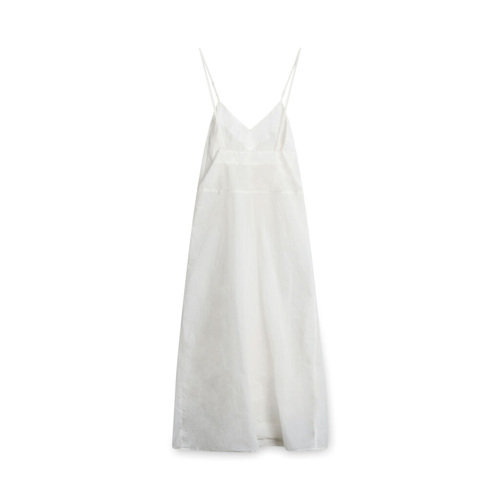Vintage Val Mode Sheer Nightgown - Off-White