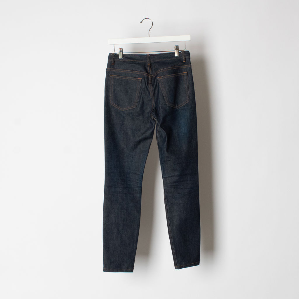 A.P.C. Dark Denim Jeans