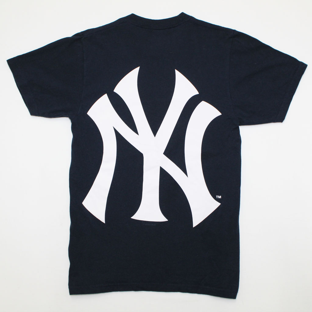 Supreme NY Yankees Box Logo Tee