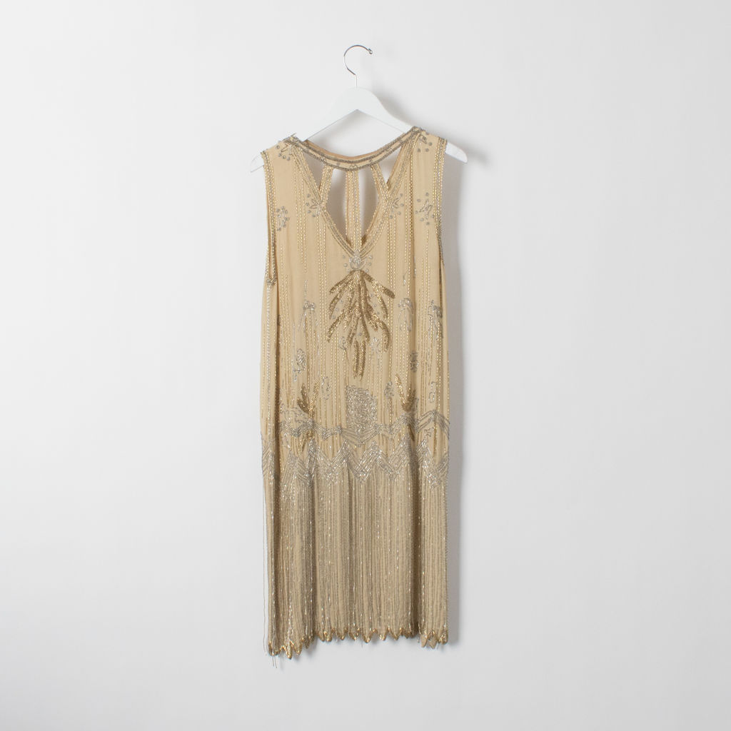 Vintage Flapper Dress curated by Sophia Amoruso