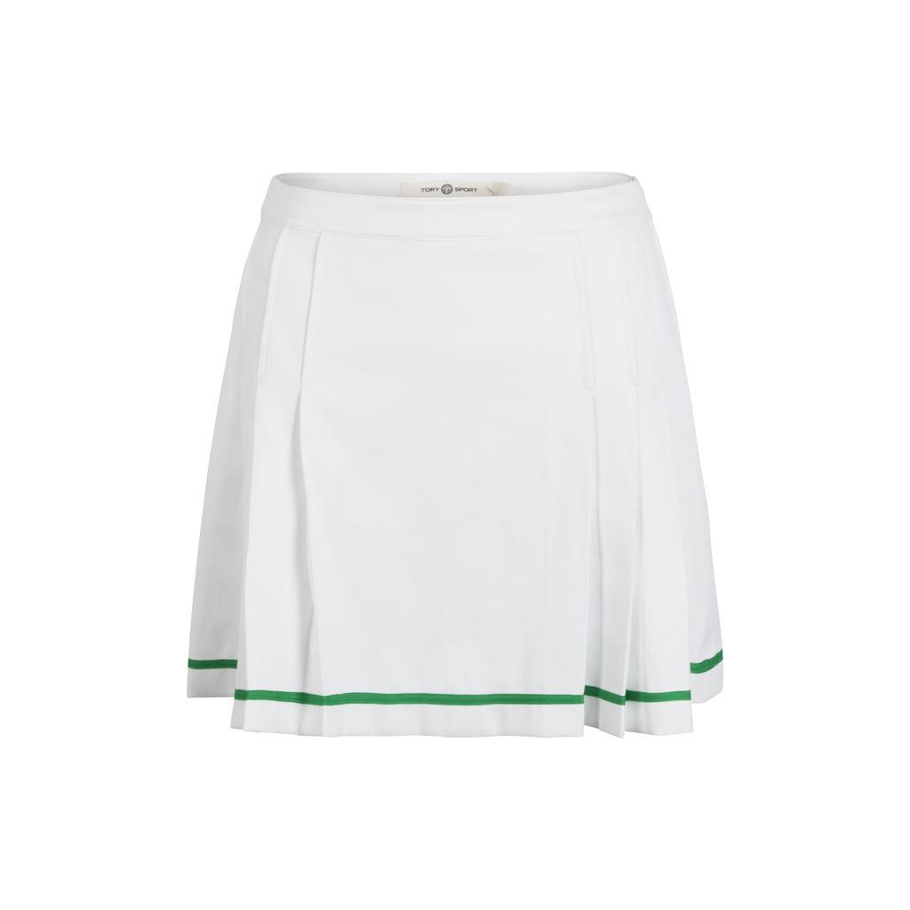 Tory Sport- Tech Twill Pleated Tennis Skirt