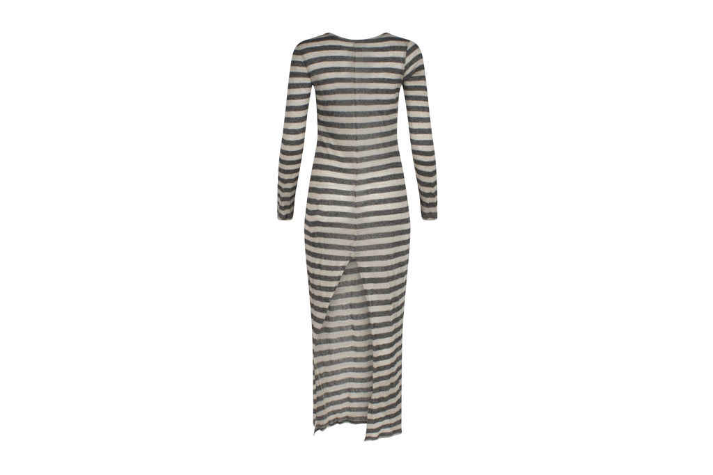 Nightcap X Carisa Rene Stripe Maxi Dress