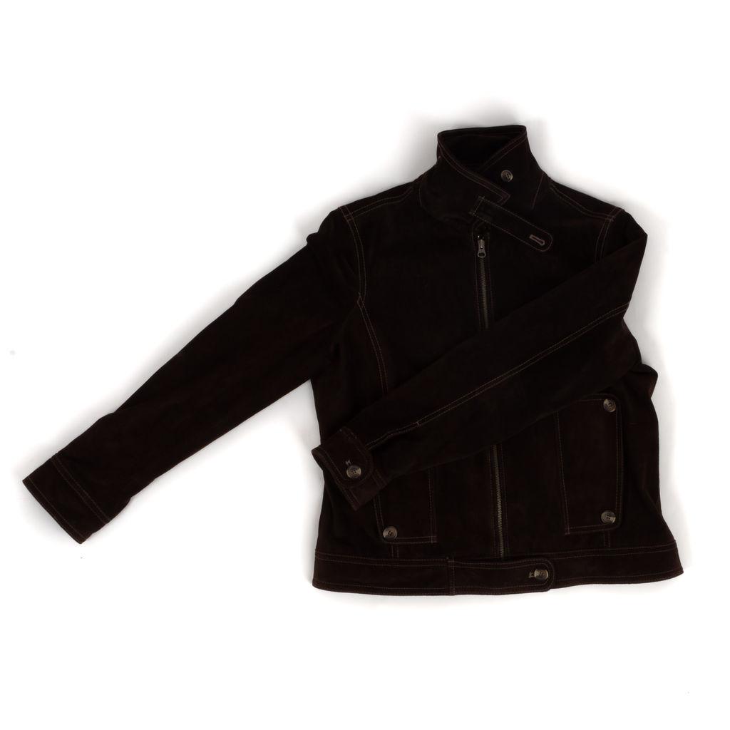 Liz Claiborne Suede Jacket