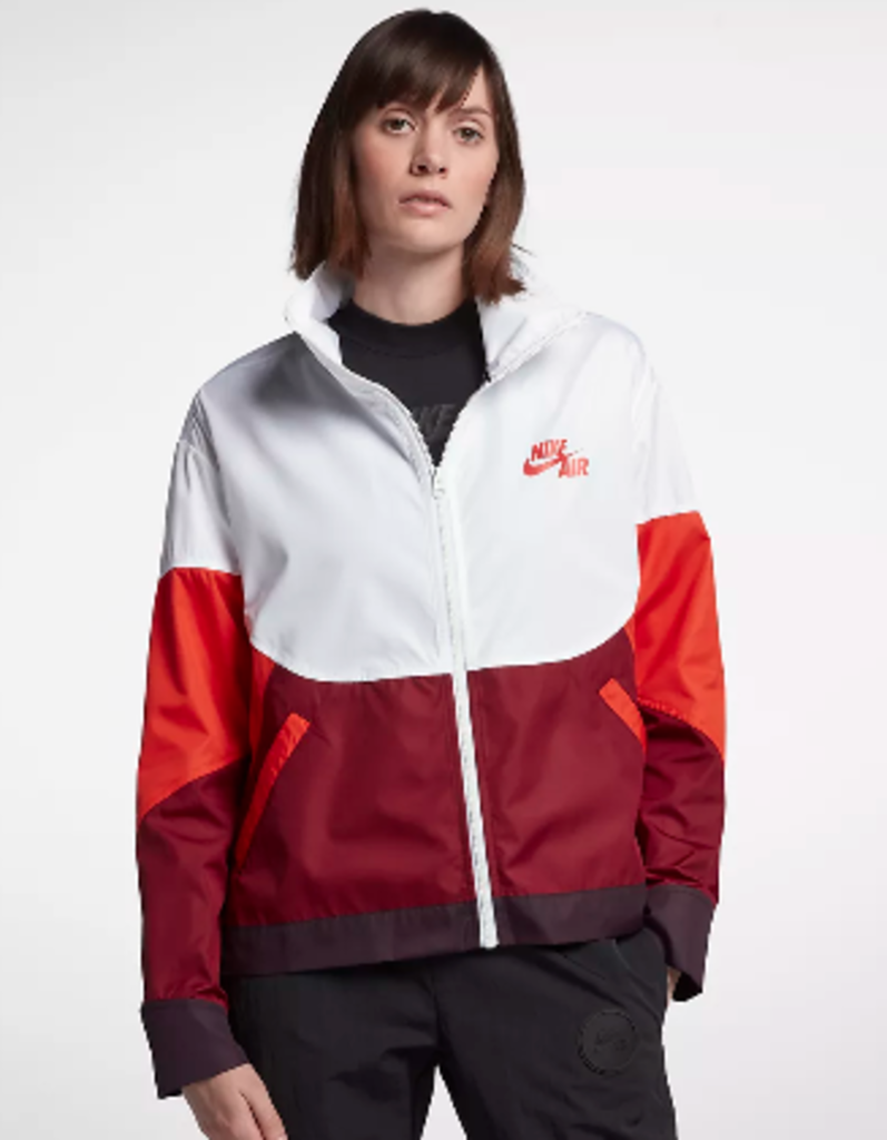 Nike Woven Jacket  curated by Emily Oberg