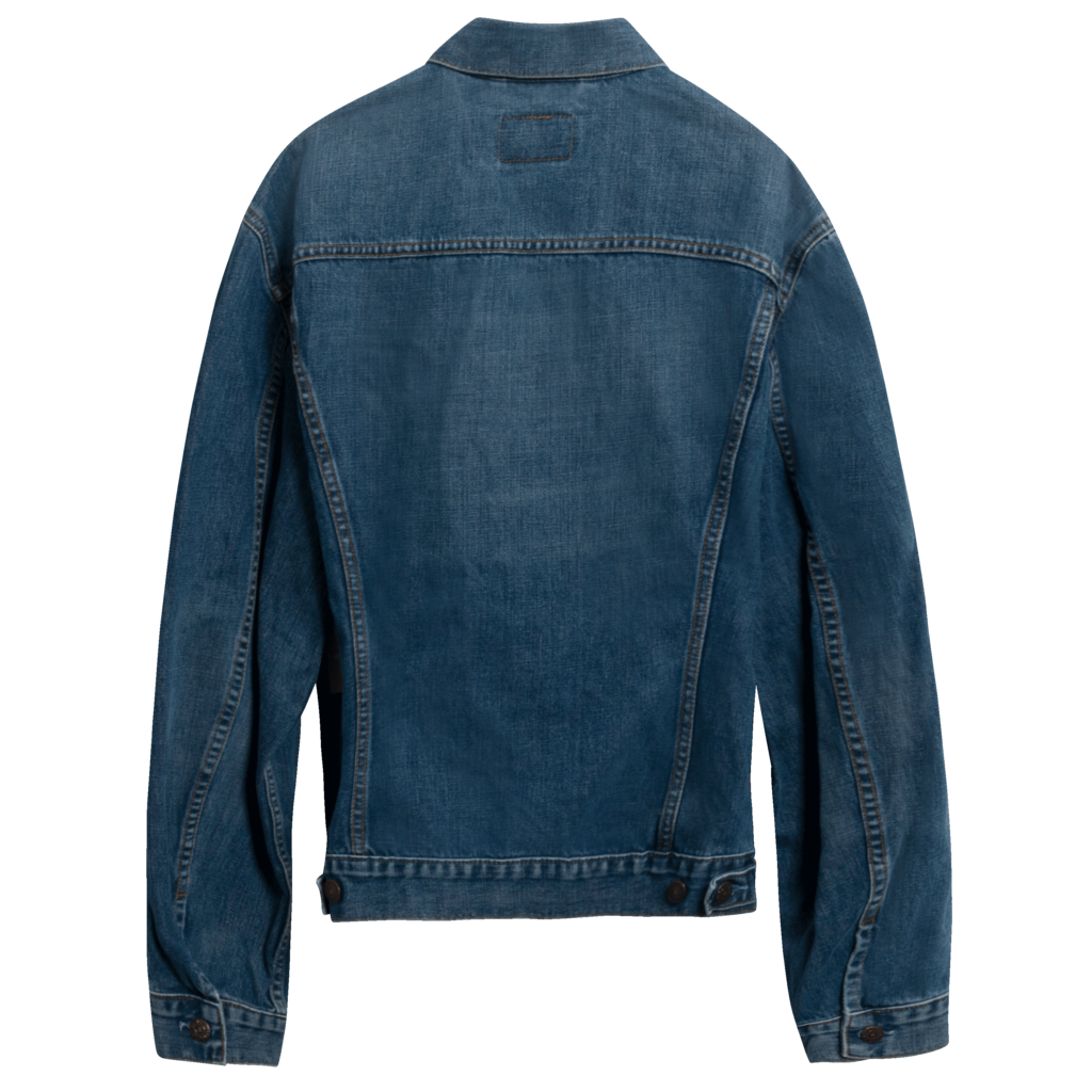 Levi's Vintage Denim Jacket - Mid Blue