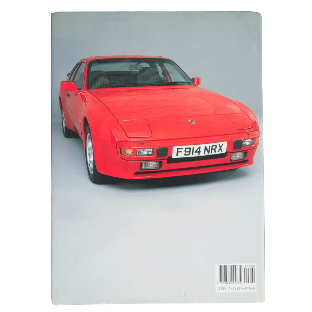 Dream Machines Porsche Book by Mike McCarthy