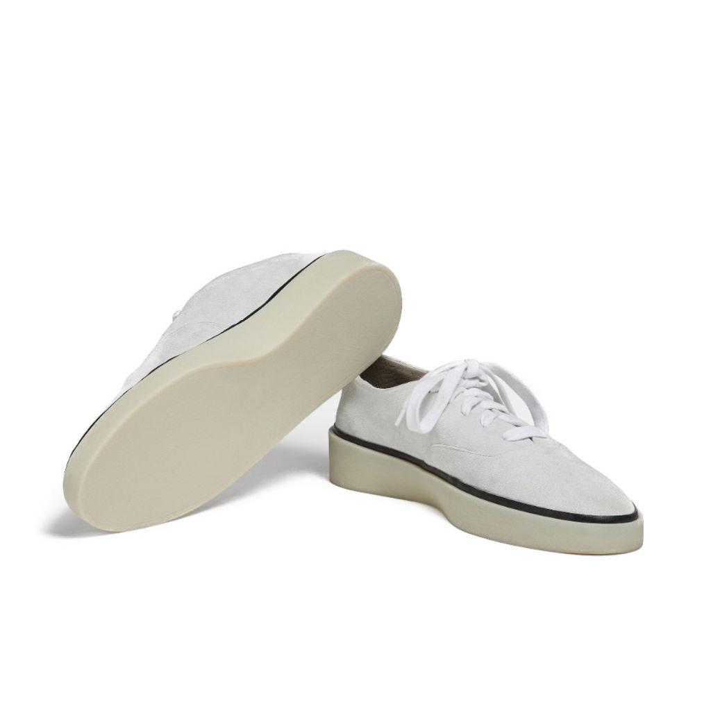 FEAROFGOD x ZEGNA Suede Sneaker in Stone
