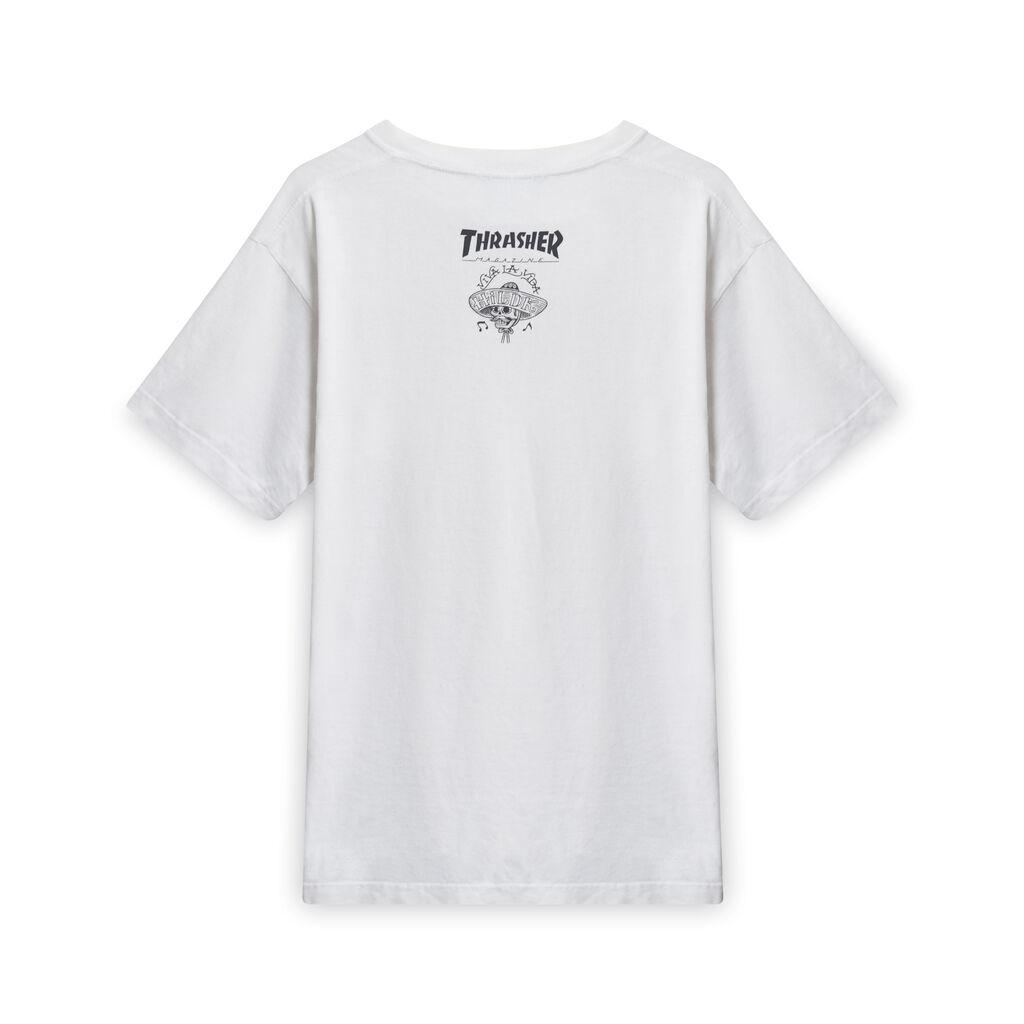 Thrasher Magazine Viva La Vida T-Shirt