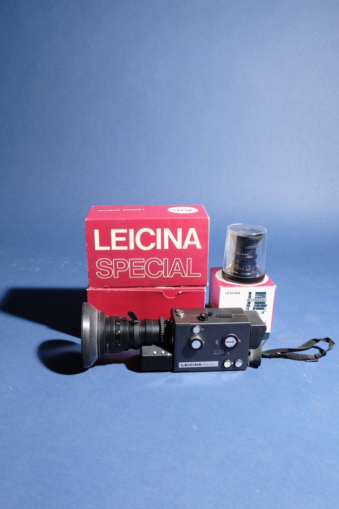 Leica Leicina 8mm Film Camera