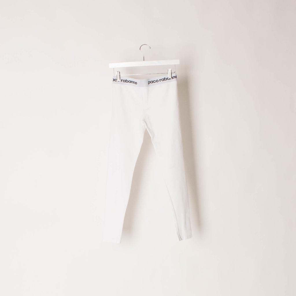 Paco Rabanne Stretch Leggings