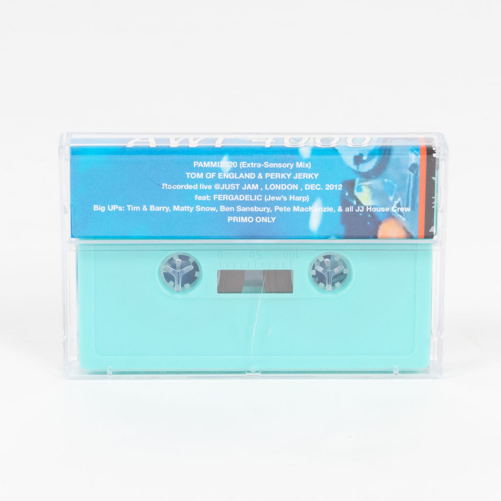 Perks and Mini x Tom of England Extra Sensory Mix Tape
