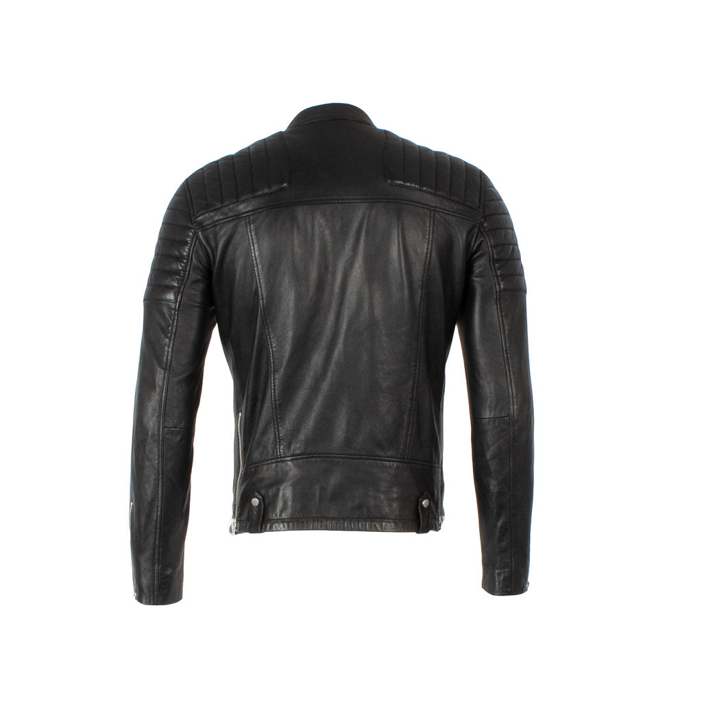 All Saints Jasper Leather Biker Jacket