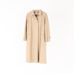 Vintage Burberry Field Coat curated by Samantha Jo Alonso