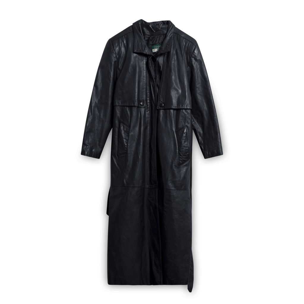 Danier Leather Trench Coat