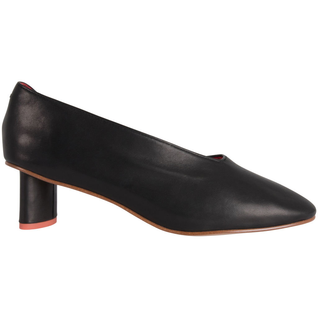 Archivepke- Epke Pumps Deep Black