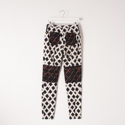 Kenzo Printed Trouser curated by Melina Matsoukas