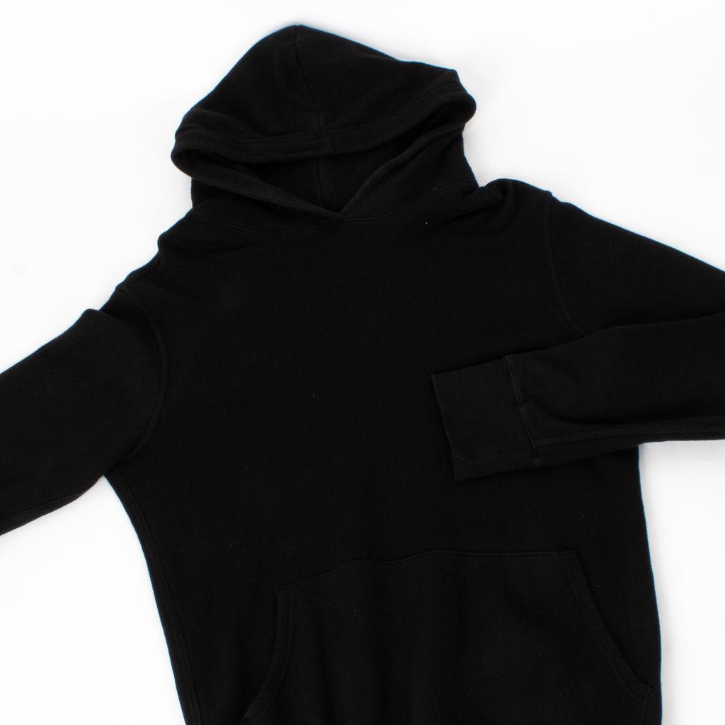 424 Black Hoodie