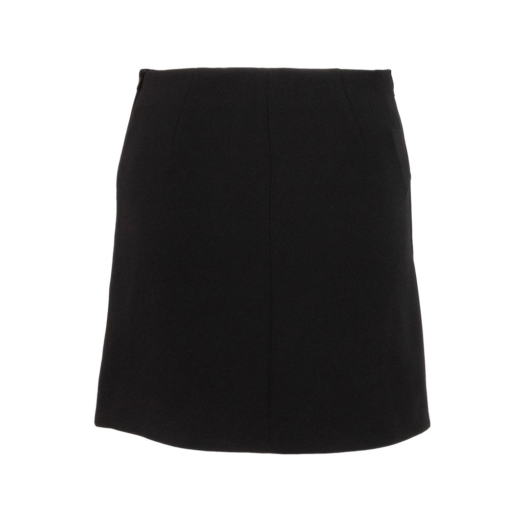 Babaton Wayne Black Skirt