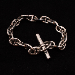 Hermes Chaine d'Ancre Bracelet curated by Sophia Amoruso