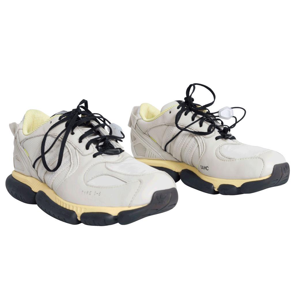 OAMC Grey Adidas Originals Edition O-6 Sneakers