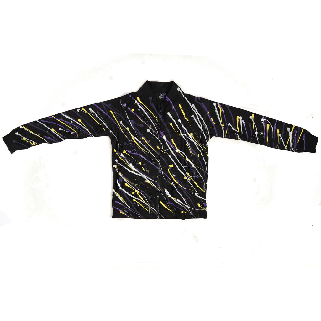 Black Code BDR Black The Golden Child (24) Tracksuit