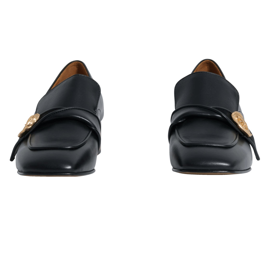 Taylor + Thomas Jane Loafer in Black