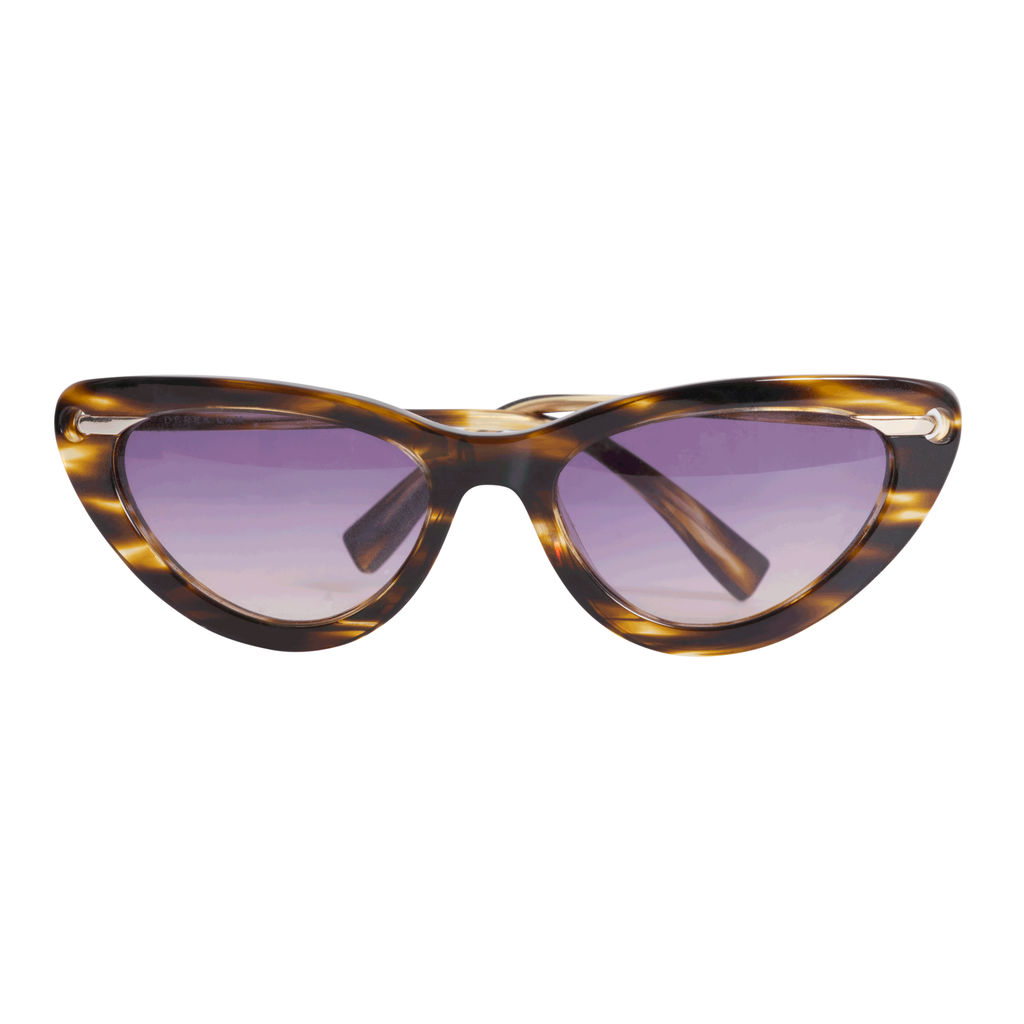 Derek Lam Model Doris Sunglasses - Havana