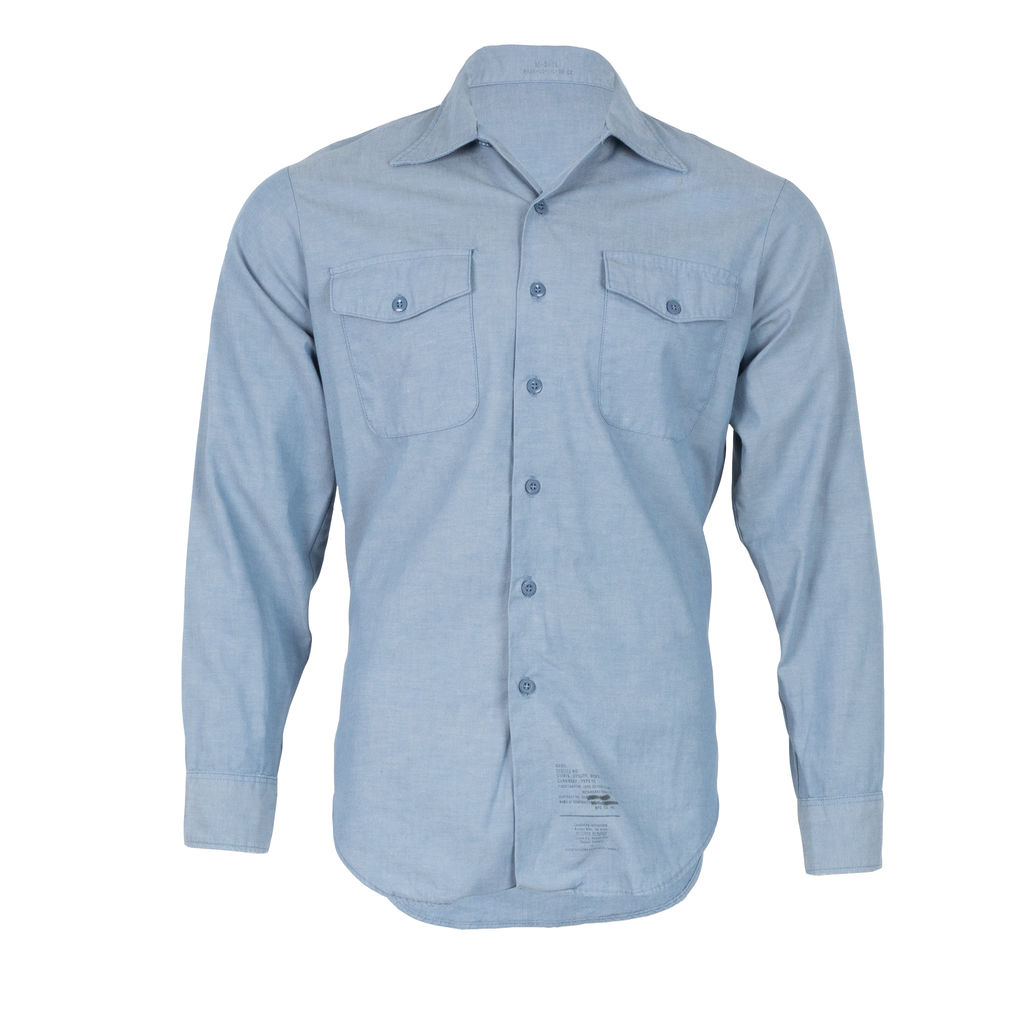 Vintage Surplus Chambray Shirt