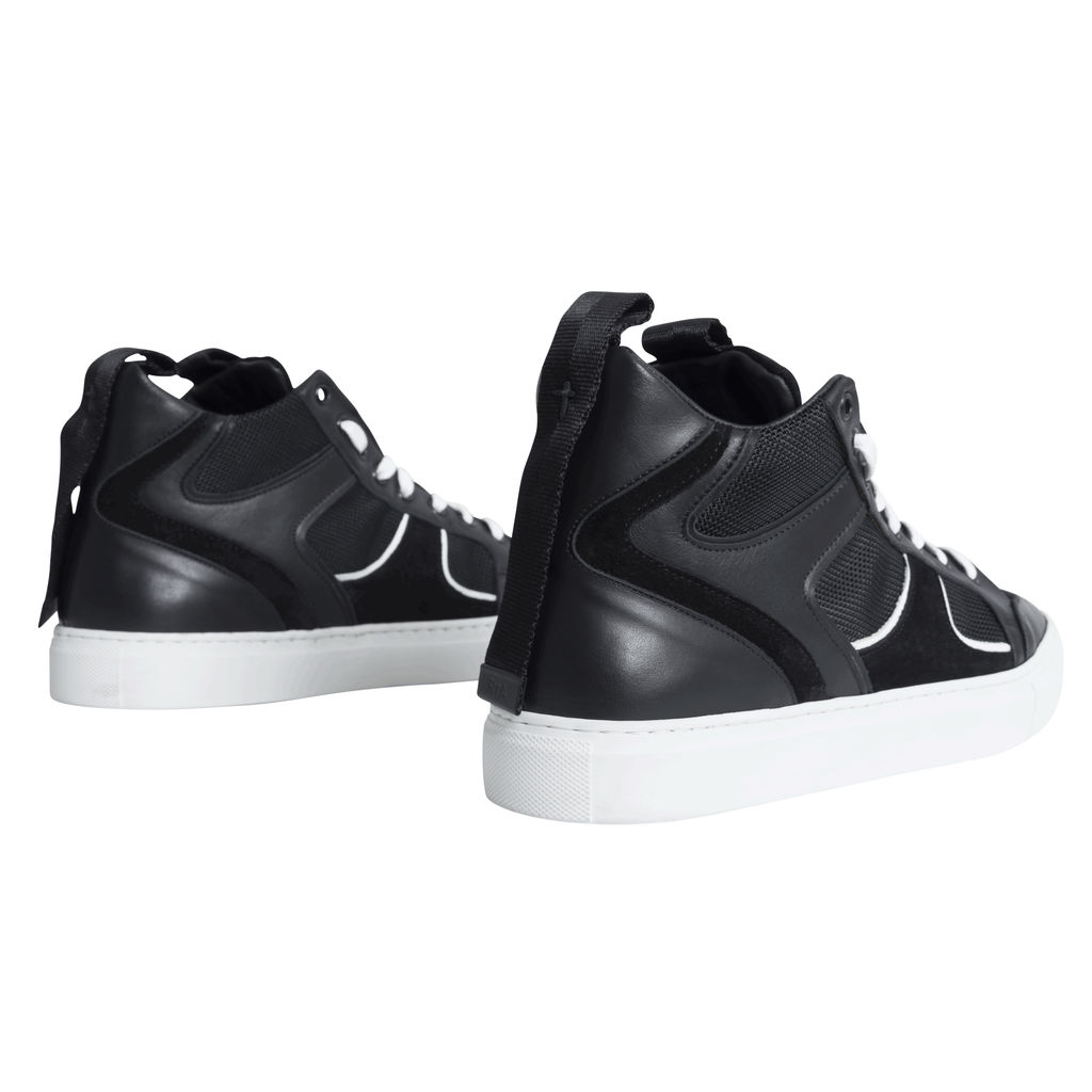 RTA Men's Sneakers White Sole
