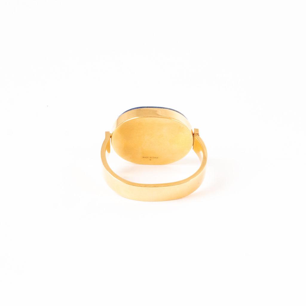 Celine Signet Stone Bracelet