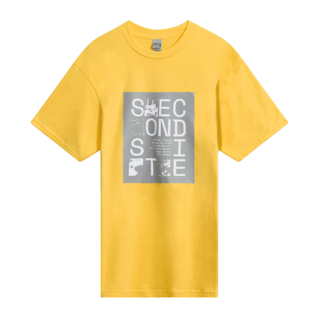 MDD x Serving the People T-Shirt- Yellow