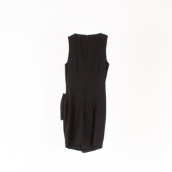 Dsquared2 Mega Bow Sleeveless Dress curated by Samantha Jo Alonso